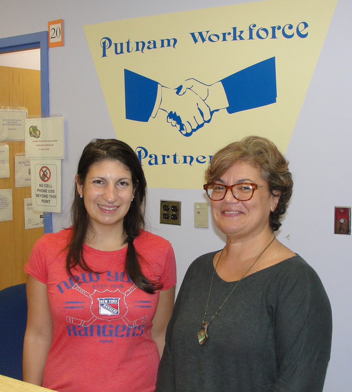 PUTNAM WORKFORCE