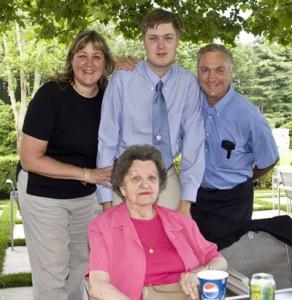 Strilowich family