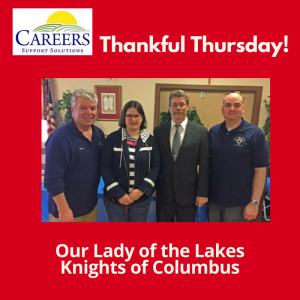 Our Lady of the Lakes Knights of Columbus