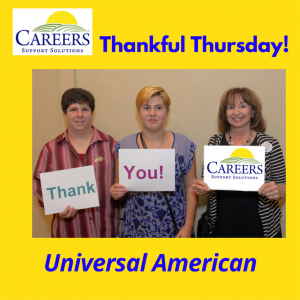 Thank You from CAREERS
